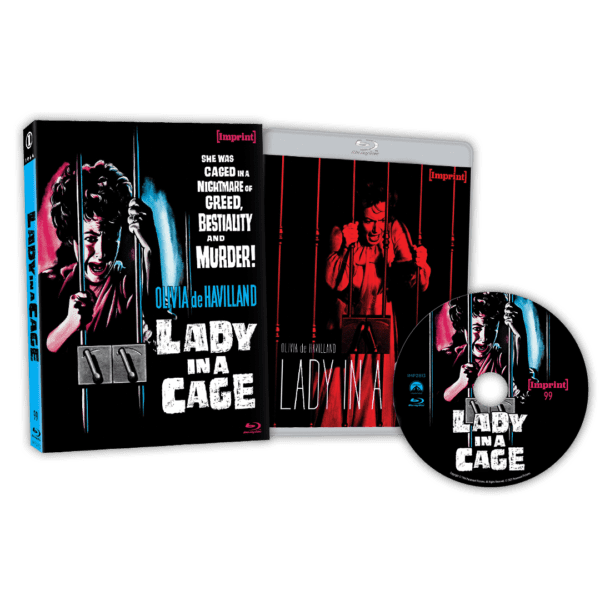 Imp2813 Lady In A Cage Expanded Set