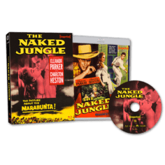The Naked Jungle Exploded
