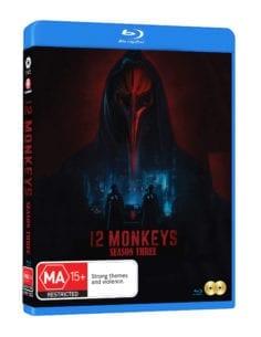 Vve1323 12 Monkeys Season Three Blu Ray 3d