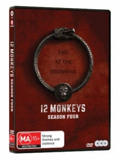 Vve1615 12 Monkeys Season Four 3d