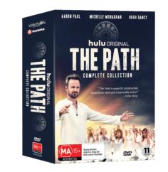 Vve1626 The Path Complete Slipcase 3d