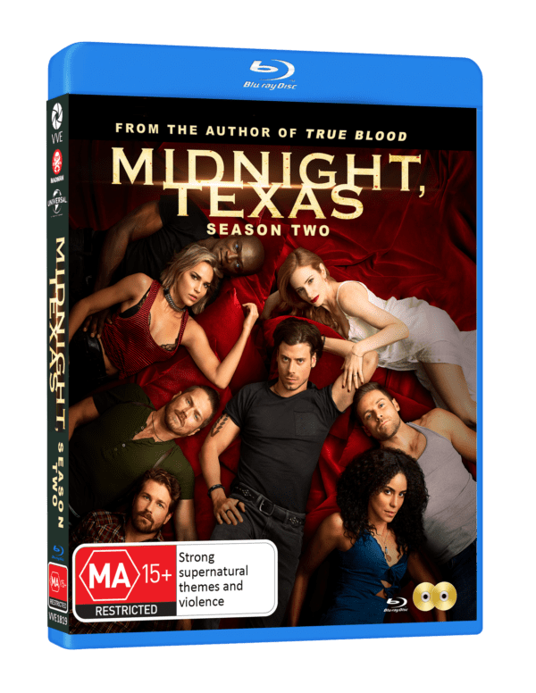 Vve1819 Midnight Texas Season Two Blu Ray 3d