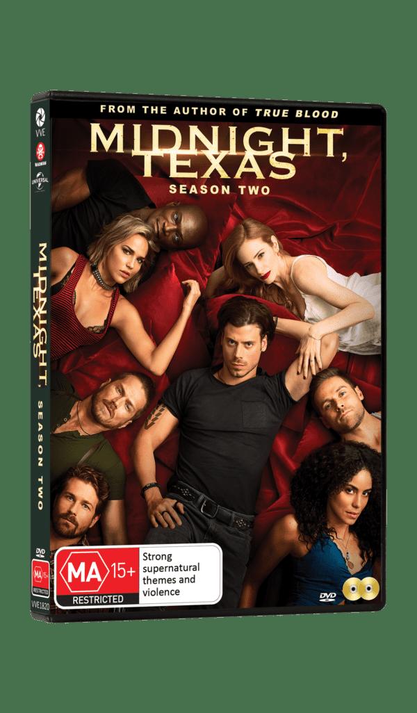 Vve1820 Midnight Texas Season Two Dvd 3d