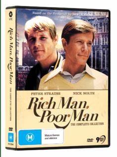 Vve2064 Rich Man, Poor Man The Complete Collection 3d