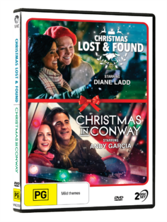Vve2092 Christmas Double Pack Christmas Lost And Found Christmas In Conway 3d