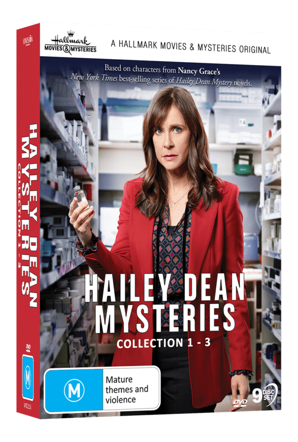 Vve2116 Hailey Dean Collection 1 3 3d
