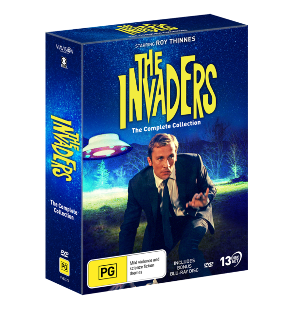 Vve2171 The Invaders 3d