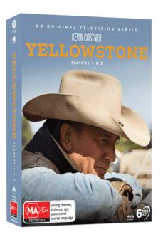 Vve2224 Yellowstone Season One & Season Two 3d Min