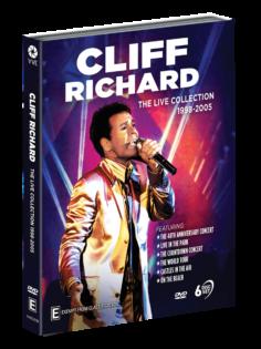 Vve2279 Cliff Richard Live Collection 3d
