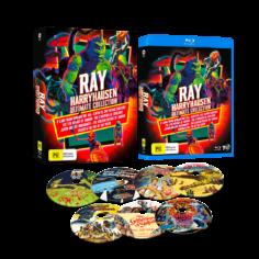 Vve2329 Ray Harryhausen Expanded Pack Shot