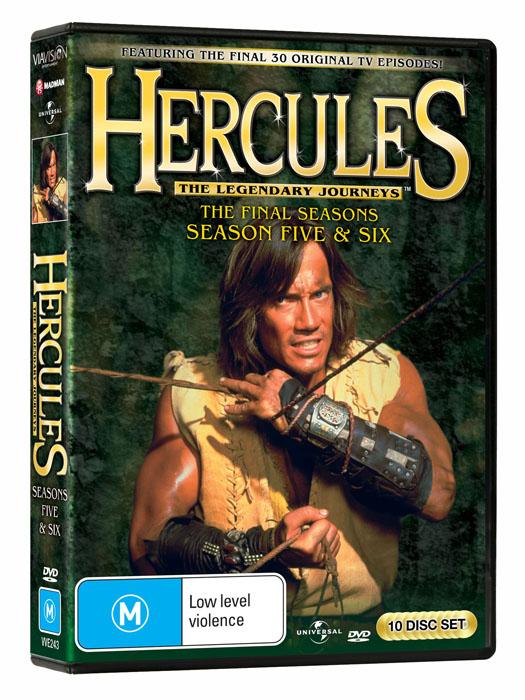 Vve243 Hercules S5 & S6 3d