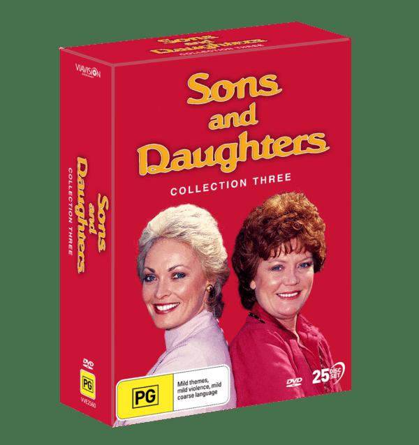 Vve2560 Sons & Daughters C3 3d