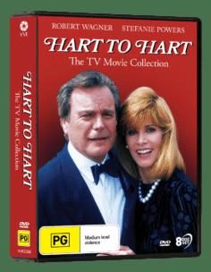 Vve2566 Hart To Hart The Tv Movie 3d