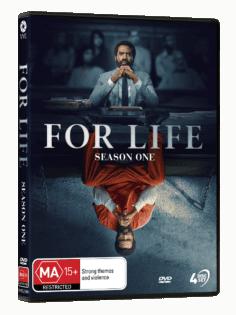 Vve2594 Forlife Season 1 Dvdslick Packshot 3d