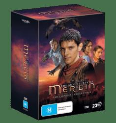 Vve2606 The Adventures Of Merin Dvd 3d