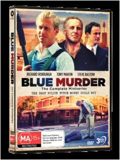 Vve2665 Blue Murder 3d
