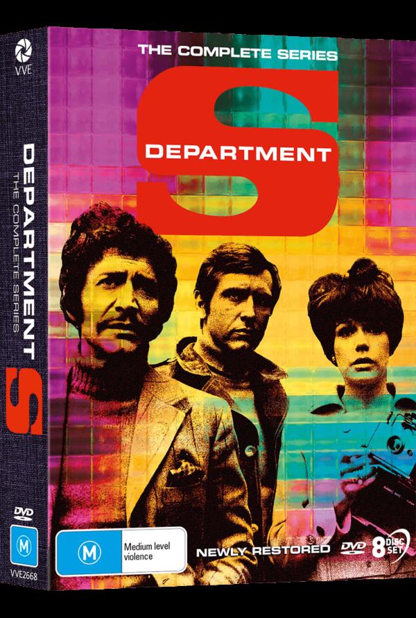 Vve2668 Department S Dvd 3d