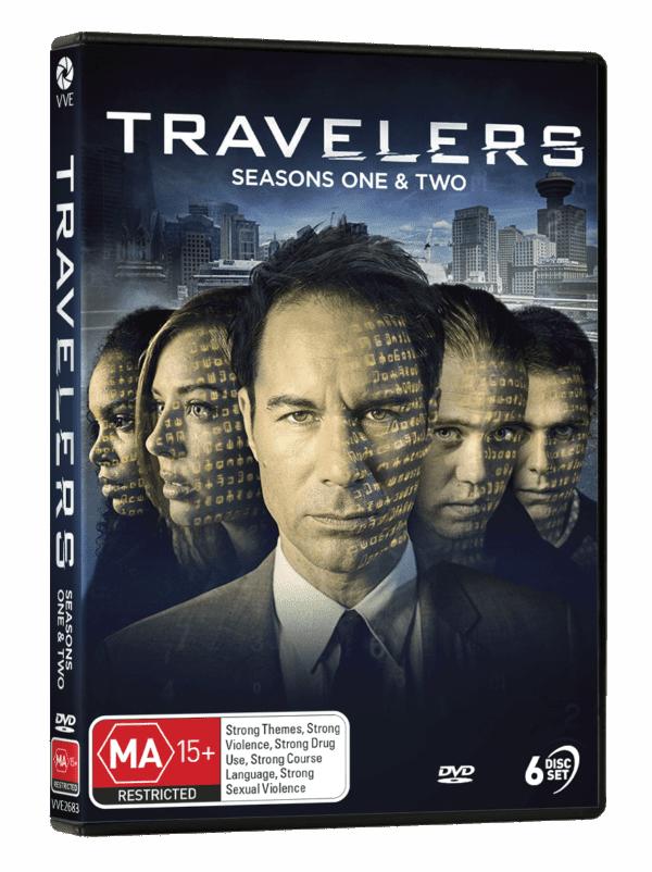 Vve2683 Travelers Seasons 1 2 Dvdslick Packshot 3d