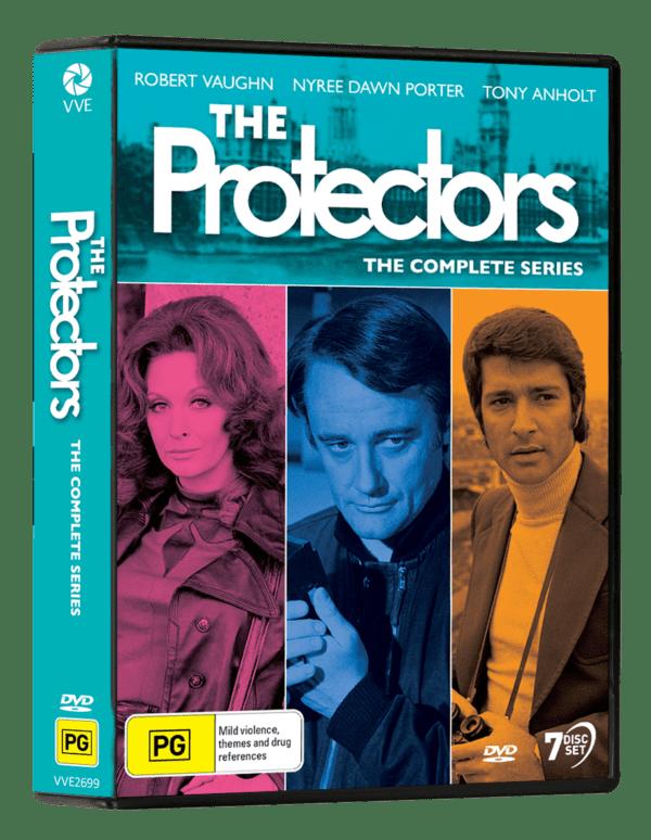 Vve2699 The Protectors 3d