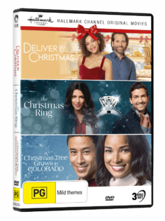 Vve2733 Hallmark Christmas 13 Dvdslick 3d
