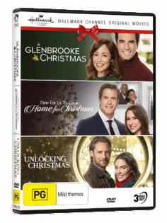 Vve2735 Hallmark Christmas 14 Dvdslick 3d
