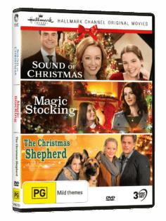 Vve2739 Hallmark Christmas 17 Dvdslick 3d