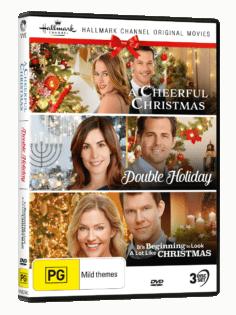 Vve2741 Hallmark Christmas 18 Dvdslick 3d
