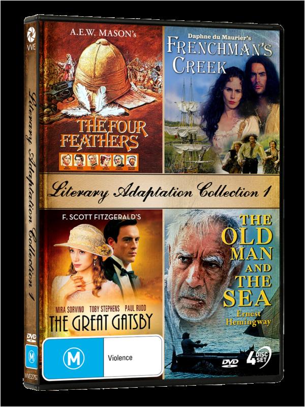 Vve2752 Literary Adaption Collection 1 3d