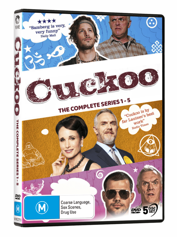 Vve2755 Cuckoo Complete Series 1 5 Dvdslick 3d