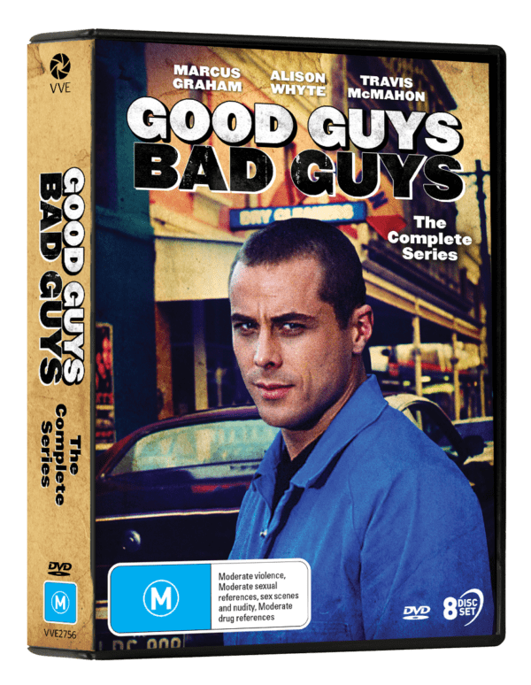 Vve2756 Good Guys Bad Guys 3d