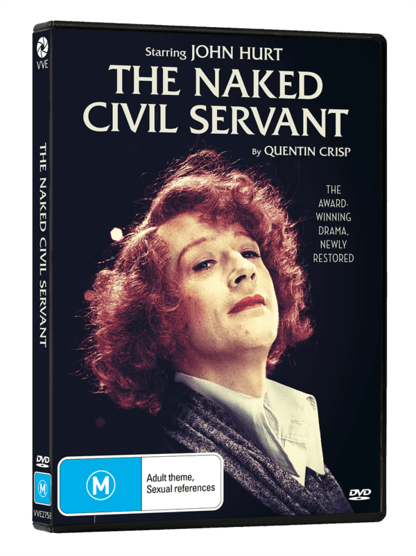 Vve2758 The Naked Civil Servant 3d