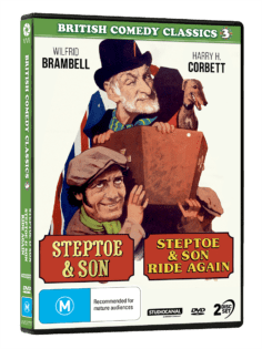 Vve2779 Steptoe & Son 3d