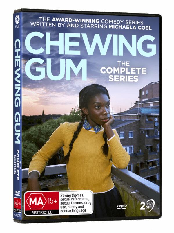Vve2780 Chewing Gum Dvdslick 3d