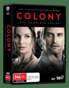 Vve2781 Colony Complete Series 3d