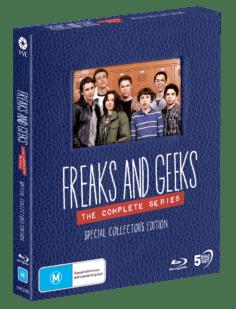 Vve2787 Freak And Geeks Bd 3d