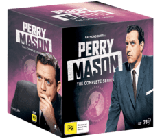 Vve2799 Perry Mason The Complete Series 3d