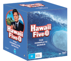 Vve2800 Hawaii Five O Complete 3d