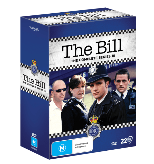 Vve2801 The Bill S18 3d