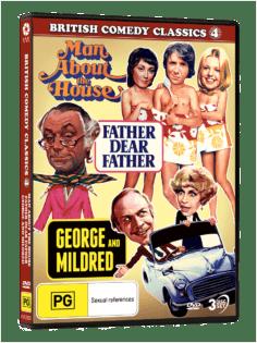 Vve2829 British Comedy Classics 4 3d