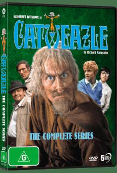 Vve2830 Catweazle The Complete Series Dvd 3d