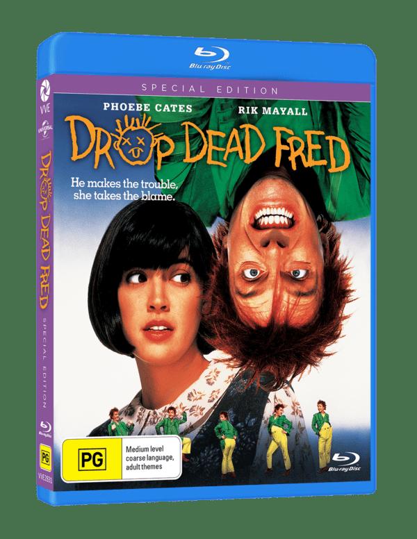 Vve2831 Drop Dead Fred Bd 3d